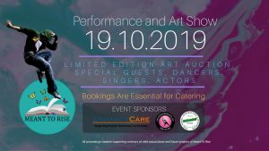 Live Visual Performance and Art Show